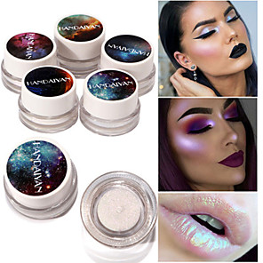 cheap Eyeshadows-5 Colors Eyeshadow Shimmer Daily Highlighter Eyeliner Matte Fashionable Design Shimmer Easy to Carry Glitter Shine Multi-functional Pro smoky Multifunctional Daily Makeup Cosmetic Gift