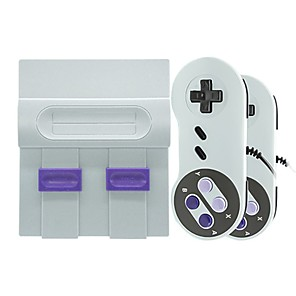 cheap Game Consoles-Super Classic Game Mini 8 Bit Family Video Games Handheld Console Gaming Player with 2x Gamepads Gift for Kids Hot Sale