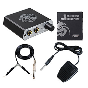 cheap Tattoo Power Supplies-Solong Tattoo Professional Tattoo Power Supply - 110-250 V Professional for Tattoo Machine Power / Tattoos, & Body Art / Personal Care Tattoo Machine