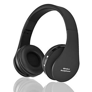 cheap On-ear & Over-ear Headphones-LITBest Over-ear Headphone Bluetooth3.0 New Design Stereo for Travel Entertainment
