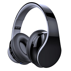 cheap On-ear & Over-ear Headphones-LITBest Over-ear Headphone Bluetooth 4.2 Bluetooth 4.2 Cool Stereo with Microphone with Volume Control for Travel Entertainment