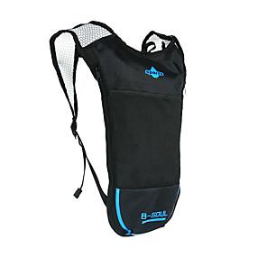 cheap Running Bags-B-SOUL 15 L Cycling Backpack Portable Lightweight Wearable Bike Bag Oxford Bicycle Bag Cycle Bag Cycling Outdoor Exercise Bike / Bicycle