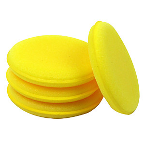 cheap Vehicle Cleaning Tools-Car Cleaning Supplies 10 Pcs Cleaning Washing Sponge Pad for Car