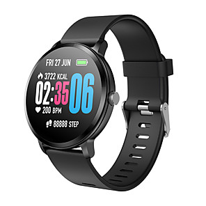 cheap Smart Wristbands-V11 Smart Watch BT Fitness Tracker Support Notify/ Heart Rate Monitor Sports Smartwatch Compatible with iPhone/ Samsung/ Android Phones