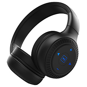 cheap On-ear & Over-ear Headphones-ZEALOT B20 Over-ear Headphone Wired with Microphone with Volume Control for Travel Entertainment