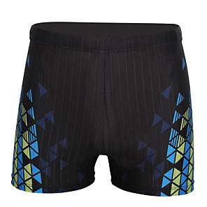 cheap Wetsuits, Diving Suits & Rash Guard Shirts-BANFEI Men's Swim Shorts Board Shorts Breathable Quick Dry Swimming Surfing Beach Reactive Print Summer / High Elasticity