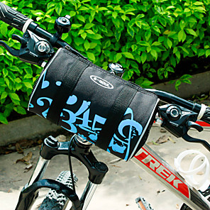 cheap Bike Handlebar Bags-B-SOUL 3.8 L Bike Handlebar Bag Portable Wearable Durable Bike Bag PU Leather Bicycle Bag Cycle Bag Cycling Outdoor Exercise Bike / Bicycle