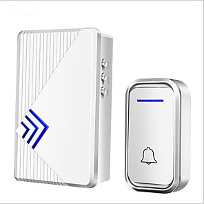 cheap Doorbell Systems-Wireless One to One Doorbell Music / Ding dong Non-visual doorbell
