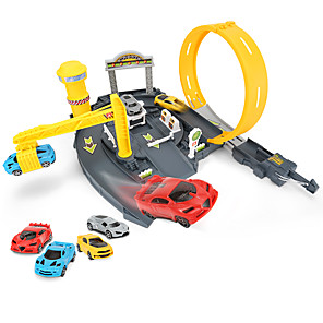 cheap Toy Trucks & Construction Vehicles-Toy Race Car & Track Sets Race Car PP+ABS Child's Toy Gift