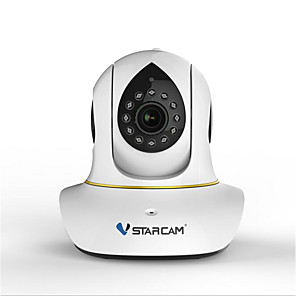 cheap Game Consoles-C38S 2 mp IP Camera Indoor Support 128 GB / Waterproof / PTZ / CMOS / Wireless / Motion Detection