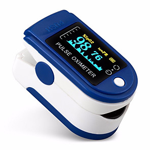 cheap Thermometers-JZK-301 Portable Fingertip Pulse Oximeter for Home