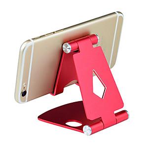 cheap Phone Mounts & Holders-Desk Mount Stand Holder Foldable New Design Aluminum Holder