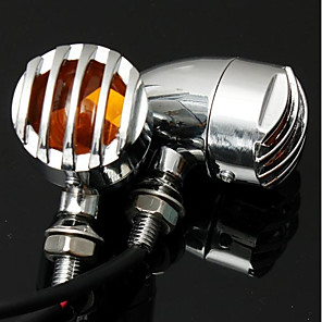 cheap Motorcycle Lighting-2pcs Wire Connection Motorcycle Light Bulbs 5 W Turn Signal Lights For Suzuki / Honda / Harley All years