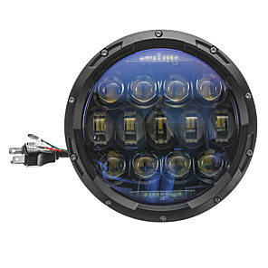 cheap Motorcycle Lighting-1pcs H13 / H4 Motorcycle / Car Light Bulbs 130 W 26 LED Daytime Running Lights / Turn Signal Lights / Headlamps For Hummer Wrangler / Defender 2007 / 2008 / 2009
