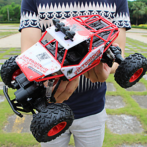 cheap RC Cars-RC Car 6255 4CH 2.4G On-Road / Car (On-road) / Buggy (Off-road) 1:16 Nitro 15 km/h Electromotion / Wireless