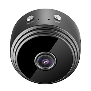 cheap Outdoor IP Network Cameras-HQCAM HDMINICAM APP 25fps Wireless Camera P2P IP Mini Cam WIFI Camera 1080P Night Vision Motion Detection 2 mp IP Camera Indoor Support 64 GB / CMOS / 50 / 60 / iPhone OS / Android