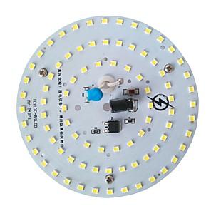 cheap Light Bulbs-1pc 9 W 800-900 lm 84 LED Beads SMD 2835 White RGBWW 180-240 V