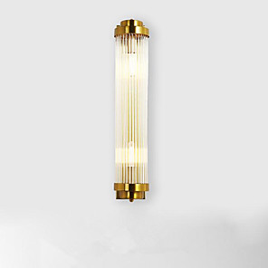 cheap Indoor Wall Lights-Eye Protection Modern Contemporary Wall Lamps & Sconces Study Room / Office / Shops / Cafes Metal Wall Light IP44 110-120V / 220-240V 40*2 W