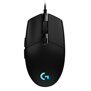 cheap Mouse Pad-Logitech G102 IC PRODIGY 16.8M Color Optical Gaming Mouse - Bulk Package