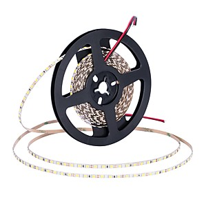 cheap LED Strip Lights-5M LED Light Strips Flexible Tiktok Lights 5mm Width No-Waterproof SMD 2835 x 600 leds DC 12V