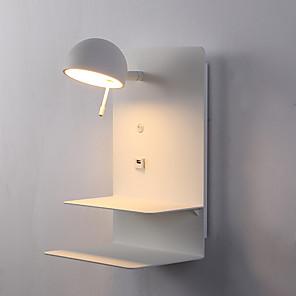 cheap Lantern Design-JLYLITE Lovely Simple / Modern Contemporary Flush Mount wall Lights Living Room / Study Room / Office Metal Wall Light IP44 110-120V / 220-240V