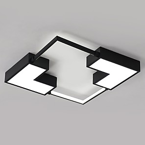cheap Dimmable Ceiling Lights-1-Light 40 cm Eye Protection Flush Mount Lights Chic & Modern 220-240V / FCC