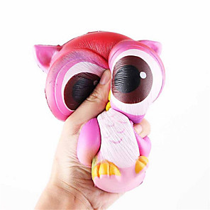 cheap RC Cars-Squishy Squishies Squishy Toy Squeeze Toy / Sensory Toy Jumbo Squishies Owl Stress and Anxiety Relief Super Soft Slow Rising Poly urethane For Kid's Adults' Boys' Girls' Gift Party Favor 1 pcs