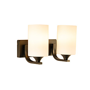 cheap Indoor Wall Lights-JSGYlights Mini Style / New Design Rustic / Lodge / Modern Contemporary Wall Lamps & Sconces Living Room / Bedroom Metal Wall Light 110-120V / 220-240V 60 W