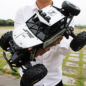 cheap RC Cars-RC Car 6191 4CH 2.4G On-Road / Car (On-road) / Buggy (Off-road) 1:16 Nitro 10 km/h Kids / Teen / Wireless / Youth