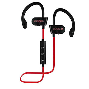 cheap Sports Headphones-LITBest RT558 Neckband Headphone Wireless Bluetooth 4.2 Stereo with Microphone Earbud