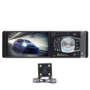 cheap Car DVD Players-SWM 4012+4Led camera 4 inch 1 DIN Car MP5 Player / Car MP4 Player / Car Multimedia Player Micro USB / MP3 / Built-in Bluetooth for universal RCA / VGA / MicroUSB MPEG / MPG / WMV MP3 / WMA