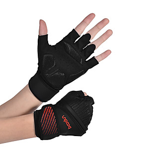 cheap Fitness Gear & Accessories-BOODUN Workout Gloves Microfiber Durable Full Palm Protection & Extra Grip Breathable Quick Dry Bodybuilding For Men Women Finger Sports Outdoor