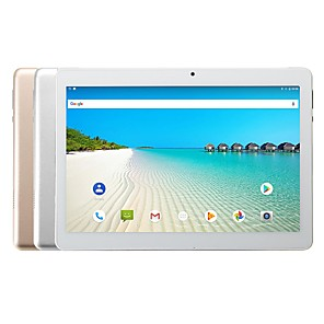 cheap Android Tablets-Ampe X20 10.1 inch Phablet (Android 7.1 1920*1200 Ten core 3GB+32GB) / 64 / 8 / Micro USB / SIM Card Slot / 3.5mm Earphone Jack