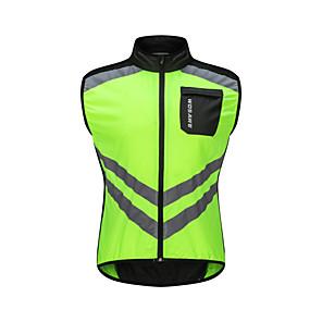povoljno Motociklističke jakne-WOSAWE Odjeća za motocikle Zakó / prsluci za Sve Polyster Proljeće & Jesen / Ljeto Vodootporno / Fényvisszaverő