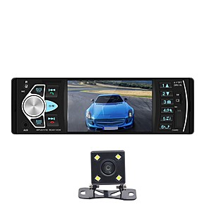 cheap Car DVD Players-4022D car radio music player with rear view camera AVI / MPEG4 / Mp3 DAB for universal Support / WMA / Mp4 / RM / RMVB / DIVX