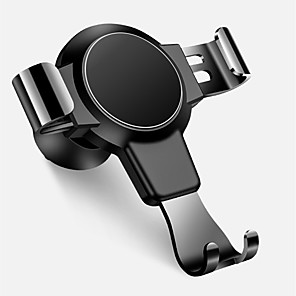 cheap Car Holder-Car Phone Mount Air Vent Gravity Sensing Cell Phone Holder Bracket for iPhone/Samsung/Huawei & other smartphone