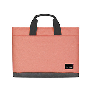 """cheap Mac Accessories-Shoulder Bags / Handbags Solid Colored Textile for MacBook 12'' / New MacBook Pro 15-inch / New MacBook Air 13"""" 2018"""