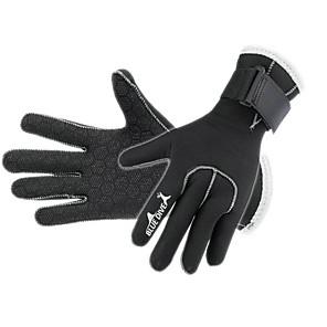 cheap Wetsuits, Diving Suits & Rash Guard Shirts-Bluedive Diving Gloves 3mm Nylon Neoprene Neoprene Wetsuit Gloves Rain Waterproof Warm Wearable Diving Surfing Snorkeling / Winter