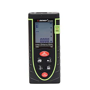 cheap Level Measuring Instruments-SNDWAY SW-M40 40m Handheld Laser Range Finder Infrared Measuring Instrument Laser Electronic Ruler Distance Meter