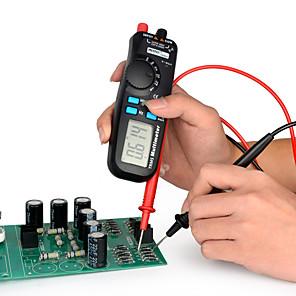 Mastech MS2115A 6000 cuentas verdadero medidor RMS Digital Pinza AC//DC V una irrupción NCV