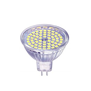 cheap LED Spot Lights-1pc 5 W LED Spotlight 450 lm MR16 60 LED Beads SMD 2835 Decorative Lovely Warm White Cold White 12 V