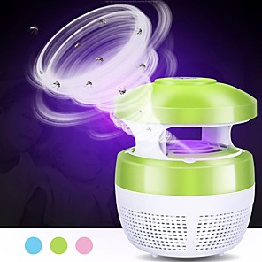 cheap LED Smart Home-BRELONG® LED Mosquito Repeller Night Light Pest Repeller USB Effective Safe Silent Suitable for Pregnant Women and Babies Bedside 1p
