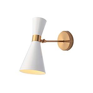 cheap Indoor Wall Lights-Mini Style / Cool Modern Contemporary Flush Mount wall Lights Living Room / Bedroom Metal Wall Light IP24 110-120V / 220-240V 40 W