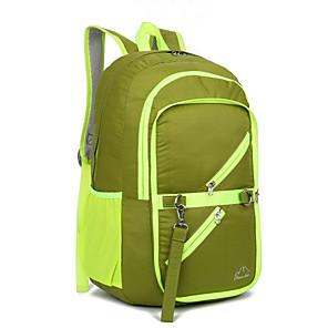 olcso Szélvédő, polár és hegymászó kabátok-20-35 L Hátizsákok Könnyű csomagolható hátizsák Többfunkciós Vízálló Ultra könnyű (UL) Gyors szárítás Külső Túrázás Kemping Műanyag Piros Zöld Kék / Púdertartó / Kopásállóság
