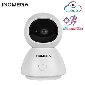 cheap Indoor IP Network Cameras-INQMEGA Cloud Wireless IP Camera 1080P APP Reverse-Call Auto-Tracking Indoor Home Security Surveillance CCTV Network Wifi Cam
