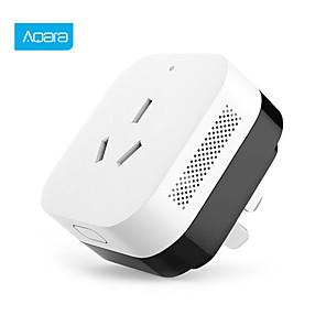 cheap Relays-Smart Socket / Smart Plug / Smart Switch Timing Function 1pc Plastic & Metal Plug-in APP Xiaomi Gateway / Xiaomi Smart Device