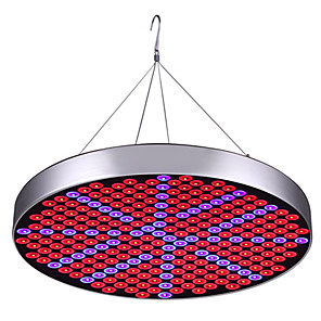 cheap Plant Growing Lights-Grow Light LED Plant Growing Light Full Spectrum 85-265 V 30 W 2400 lm 250 LED Beads Easy Install For Greenhouse Hydroponic Vegetable Greenhouse
