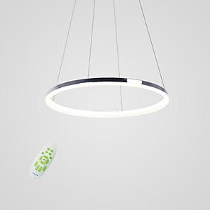 cheap Pendant Lights-1-Light 40 cm LED Pendant Light Metal Acrylic Circle Others Modern Contemporary 110-120V / 220-240V