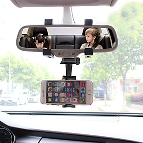 cheap Phone Mounts & Holders-Car Mount Stand Holder Front Windshield Adjustable / 360°Rotation ABS Holder