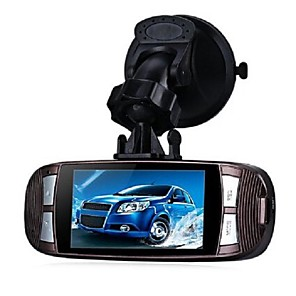 cheap Car DVR-G1W-C HD / Wireless Car DVR 120 Degree Wide Angle 5.0 MP CMOS 2.7 inch LCD Dash Cam with Built-in speaker / Loop-cycle Recording / Auto-Power On Car Recorder